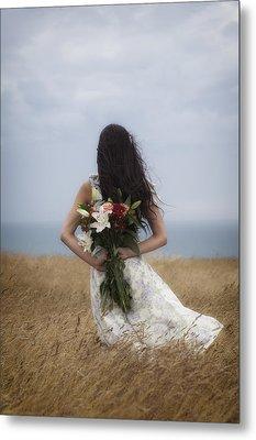 Bouquet Of Flowers Metal Print by Joana Kruse