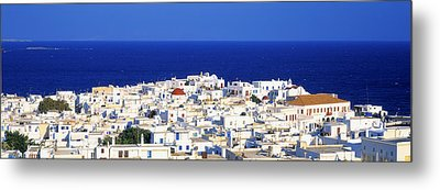 Mykonos, Greece Metal Print