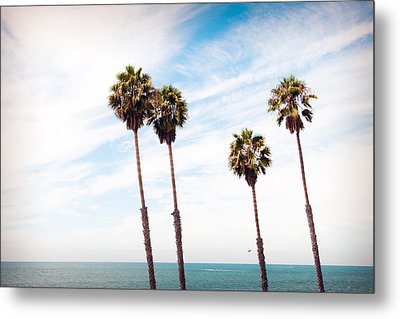 4 Of A Kind Metal Print