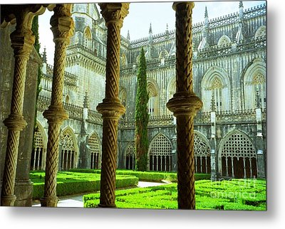 Portugal Church Metal Print