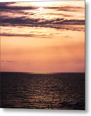 Sunset Metal Print by Amr Miqdadi