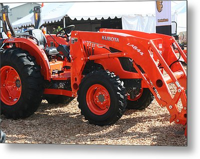 Tulare Farm Show 2013 Metal Print