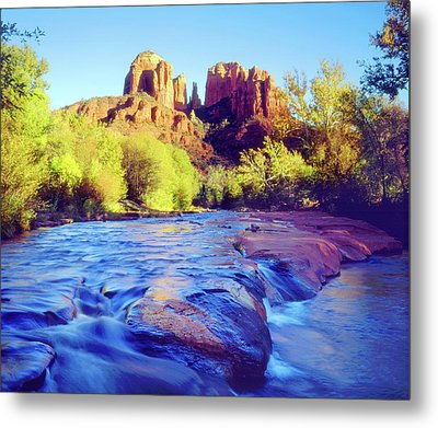 Usa, Arizona, Sedona Metal Print by Jaynes Gallery