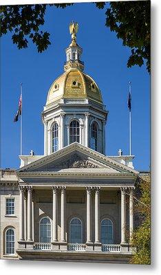 Usa, New Hampshire, Concord, New Metal Print