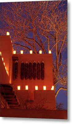 Santa Fe, New Mexico, United States Metal Print