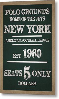 New York Jets Metal Print