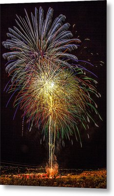 4th July #15 Metal Print by Diana Powell