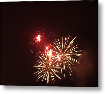4th Of July Metal Print by Danielle Jackitis
