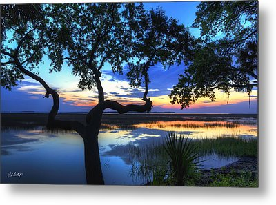 April Morning Metal Print by Phill Doherty