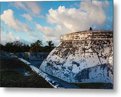 Bahamas, New Providence Island, Nassau Metal Print by Walter Bibikow