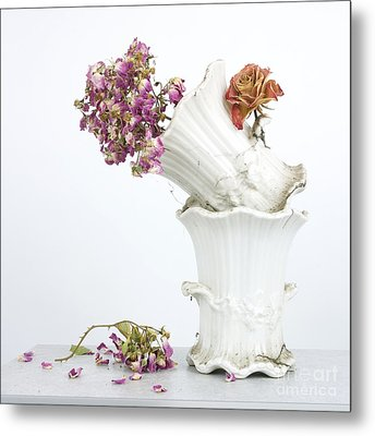 Bouquet Metal Print by Bernard Jaubert
