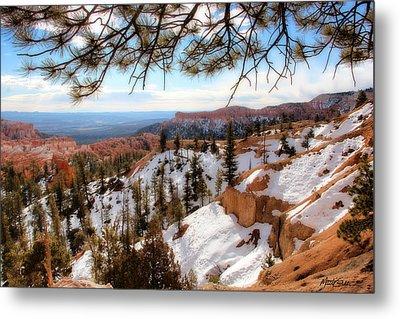 Bryce Canyon Metal Print by Marti Green