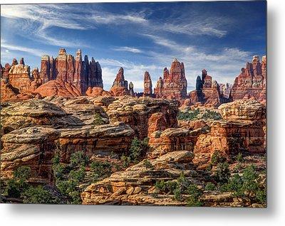 Canyonlands National Park Utah Metal Print by Utah Images