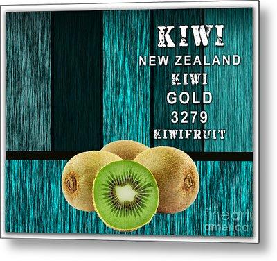 Kiwi Farm Metal Print by Marvin Blaine