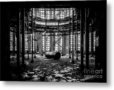 This Is The Way Step Inside Metal Print by Traven Milovich
