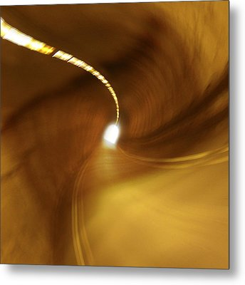Tunnel Vision Metal Print by Mike McGlothlen