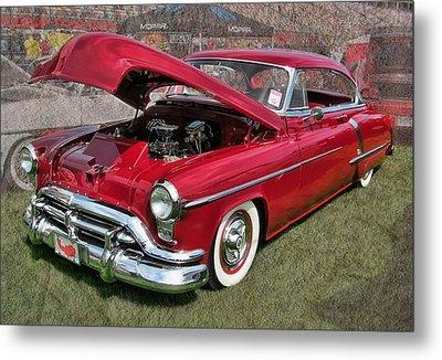 '52 Oldsmobile Metal Print