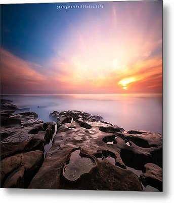 Instagram Photo Metal Print by Larry Marshall