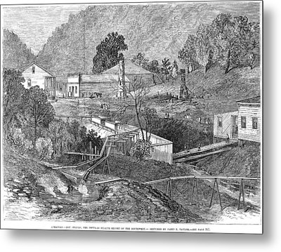 Arkansas Hot Springs Metal Print by Granger