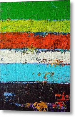 6 Colores Metal Print by Everette McMahan jr