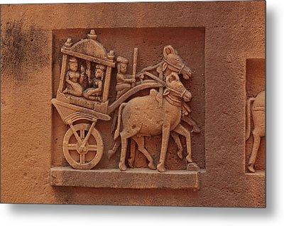 India, Rajasthan, Jaisalmer Metal Print by Alida Latham
