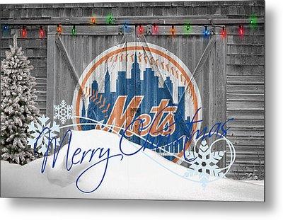 New York Mets Metal Print