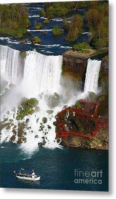 Niagara Falls New York Metal Print