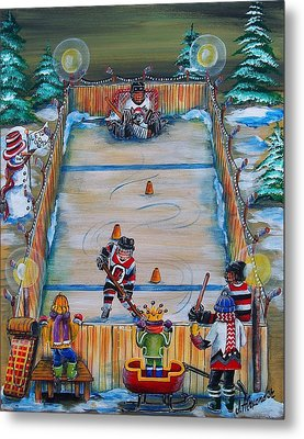 67's Captain In Training Metal Print by Jill Alexander