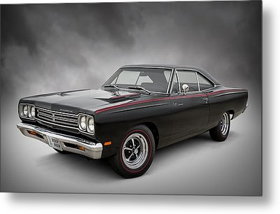 '69 Roadrunner Metal Print by Douglas Pittman