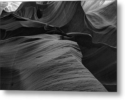 Antelope Canyon Metal Print by Mike Herdering