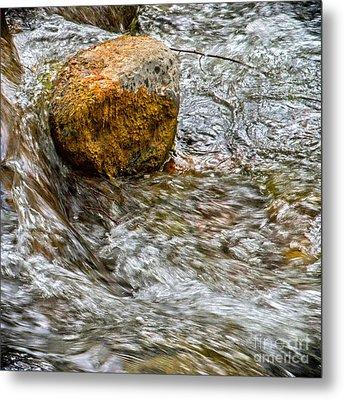 Holy Waters Of Sedona Az By Joanne Bartone Metal Print