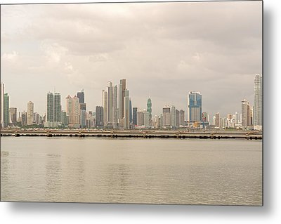 Panama City Metal Print