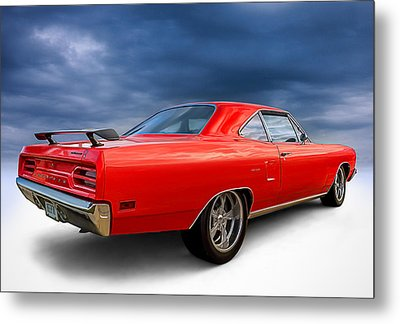 '70 Roadrunner Metal Print by Douglas Pittman
