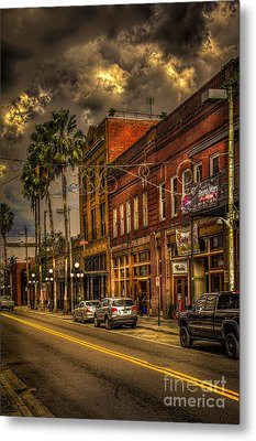 7th Avenue Metal Print by Marvin Spates