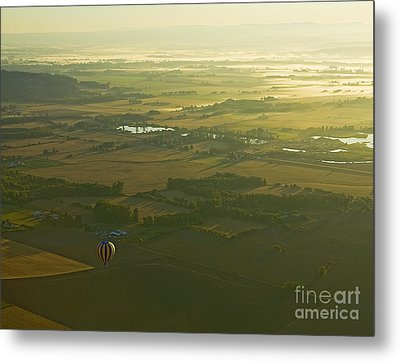 Metal Print featuring the photograph 7th Heaven by Nick  Boren
