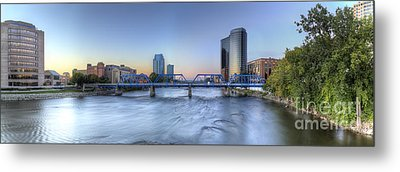 Grand Rapids  Metal Print by Twenty Two North Photography