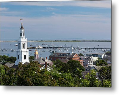 Massachusetts, Cape Cod, Provincetown Metal Print