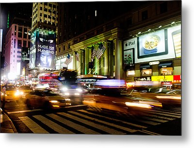 8th And 34th  Metal Print