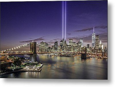 9-11-14 Metal Print by Anthony Fields