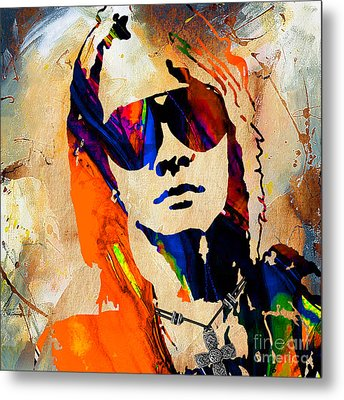 Axl Roxe Collection Metal Print