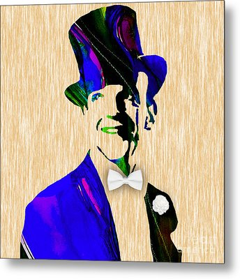 Fred Astaire Collection Metal Print