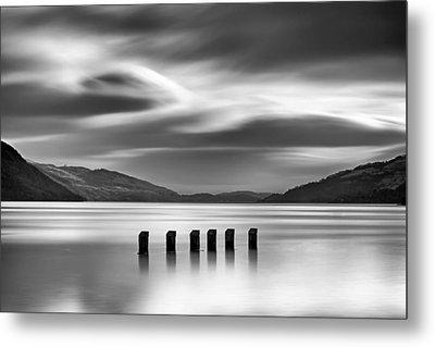 Loch Lomond Metal Print by Grant Glendinning