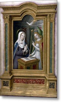 The Annunciation Metal Print