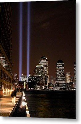 911 Anniversary Metal Print by Gary Slawsky