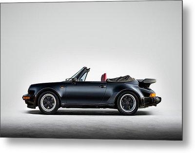 911 Cabrio Metal Print by Douglas Pittman