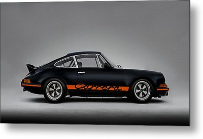 911 Carrera Rsr Metal Print