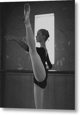 A Ballet Dancer Metal Print by Horst P. Horst