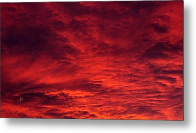 A Beautiful Sunrise Metal Print by Sascha Kolek