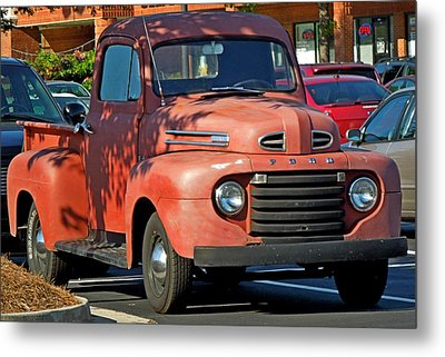 A Breath Of The Past Metal Print by Pete Trenholm