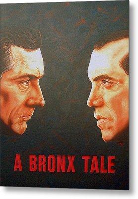 A Bronx Tale Metal Print